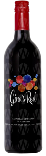 Gaspereau Vineyards Gina's Red