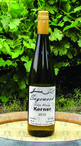 Sagewood Winery Kerner