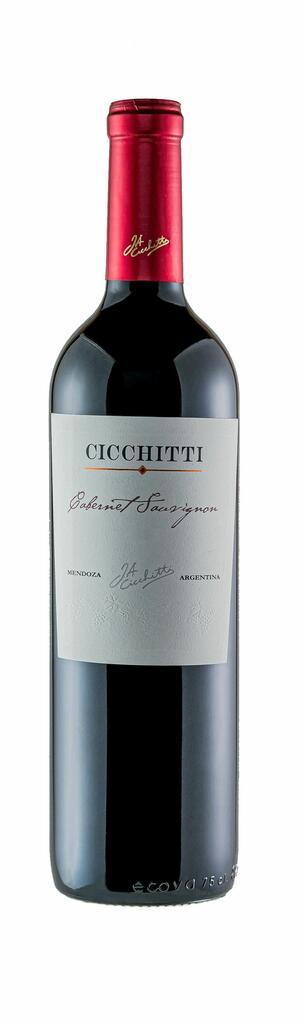 Bodega Cicchitti Cicchitti Cabernet Sauvignon Bottle Preview