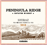 Peninsula Ridge Estates Winery Shiraz