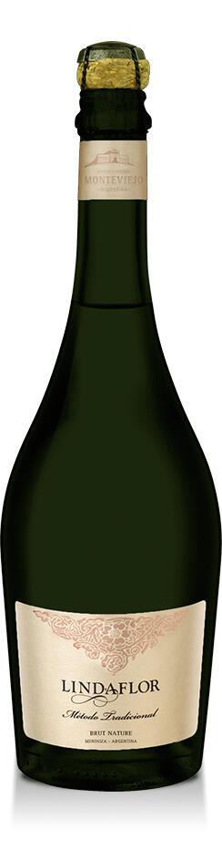 Bodega Monteviejo Lindaflor Brut Nature Bottle Preview