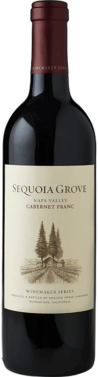 Sequoia Grove Winery Cabernet Franc Bottle Preview