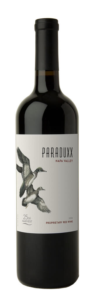 Paraduxx Proprietary Napa Valley Red Wine Bottle Preview