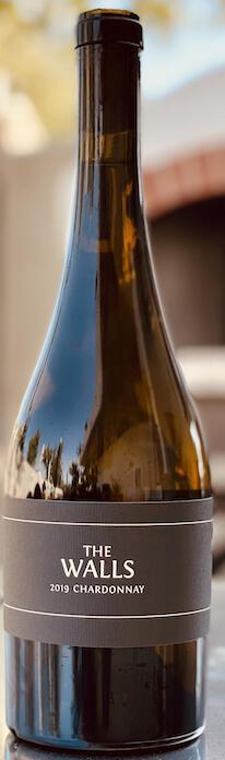 The Walls French Creek Vineyard Chardonnay Bottle Preview
