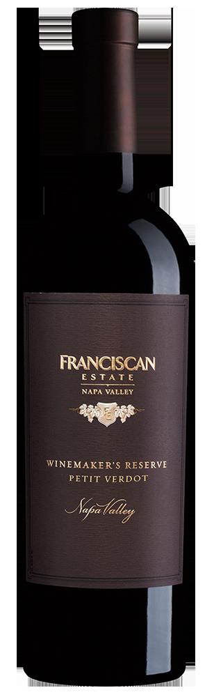 Franciscan Estate FRANCISCAN ESTATE WINEMAKER'S RESERVE PETIT VERDOT Bottle Preview