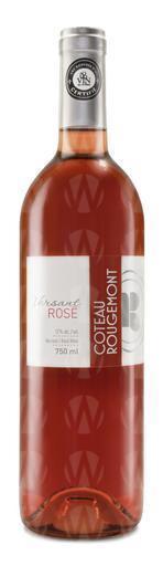 Vignoble Coteau Rougemont Versant Rosé Dry