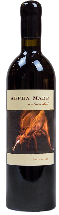Red Mare Wines Alpha Mare Red Blend Bottle Preview