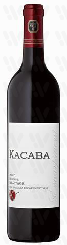 Kacaba Vineyards and Winery Reserve Meritage