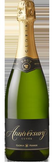 Gloria Ferrer Vintage Sparkling Wines Anniversary Cuvée Bottle Preview