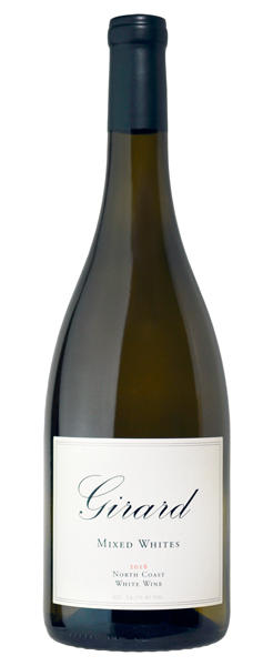 Girard Winery Mixed Whites North Coast Bottle Preview