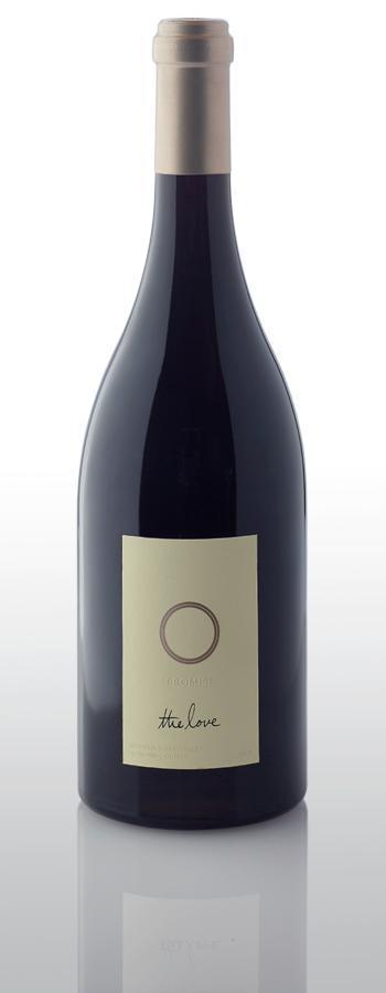 """the love"" Pinot Noir Bottle"