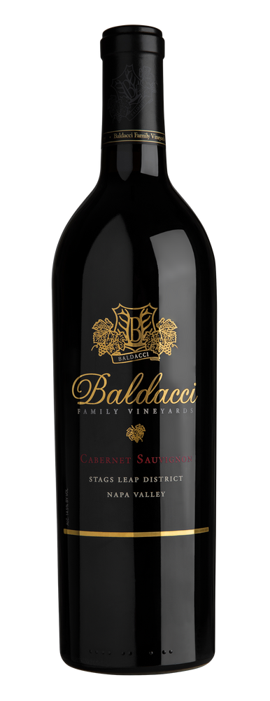 Baldacci Family Vineyards Black Label Cabernet Bottle Preview