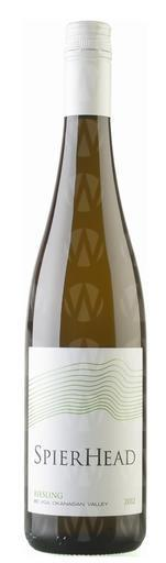 SpearHead Winery Riesling