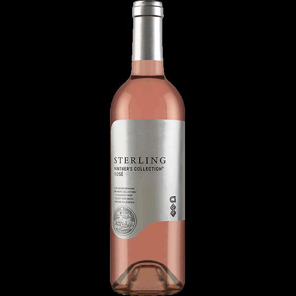 Vintner's Collection Rosé Bottle