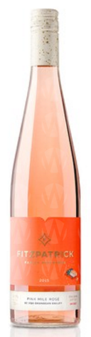 Fitzpatrick Family Vineyards Pink Mile Rosé