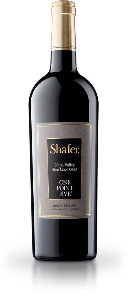 Shafer Vineyards One Point Five Bottle Preview