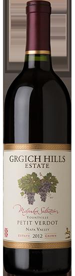 Grgich Hills Estate Petit Verdot, Miljenko's Selection Bottle Preview