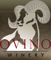Ovino Winery Logo