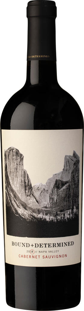 Roots Run Deep Winery Bound and Determined Napa Valley Cabernet Sauvignon Bottle Preview
