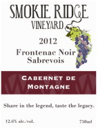 Smokie Ridge Vineyard Cabernet de Montagne
