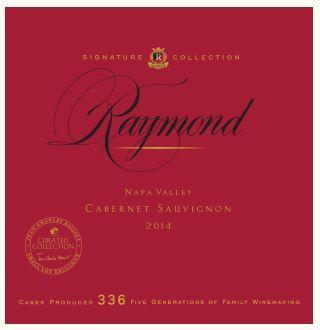 Signature Collection Cabernet Sauvignon Bottle