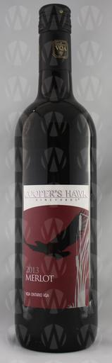 Cooper's Hawk Vineyards Merlot
