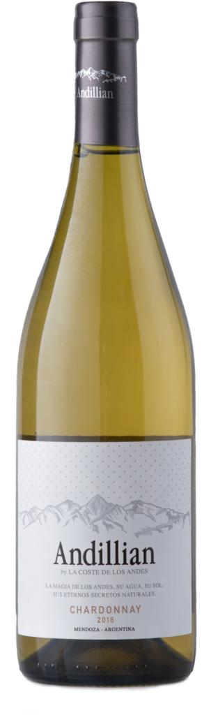 La Coste de Los Andes Andillian Chardonnay Bottle Preview
