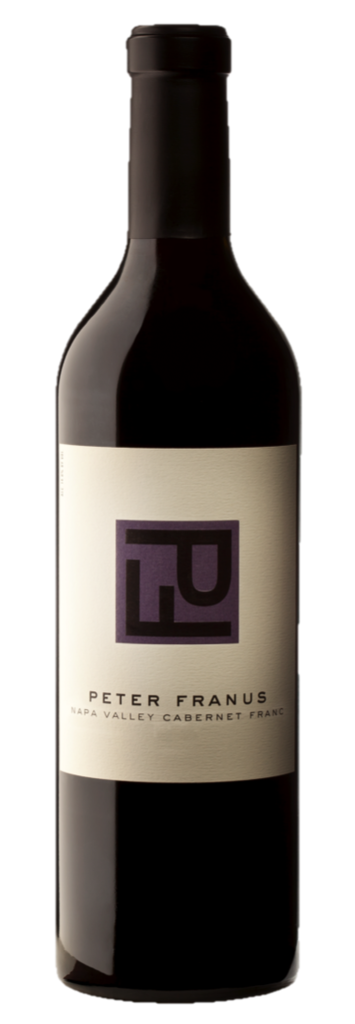Peter Franus Wine Company Cabernet Franc Bottle Preview