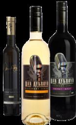 Dan Aykroyd Wines Logo