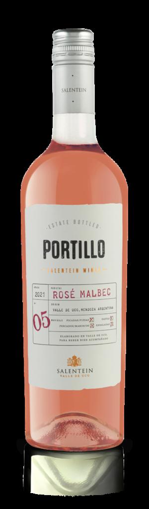 Bodegas Salentein Portillo Rosé Malbec Bottle Preview