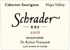 Schrader Cellars RBS Cabernet Sauvignon Bottle Preview