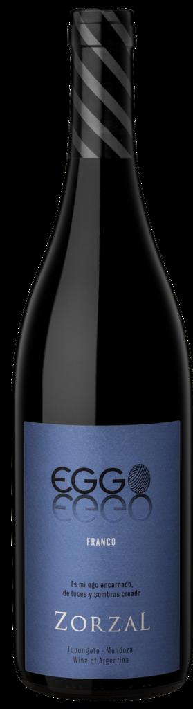 Zorzal Wines Eggo Franco Bottle Preview
