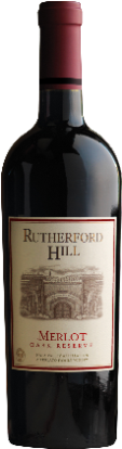 Rutherford Hill Winery Cask Reserve Merlot Bottle Preview