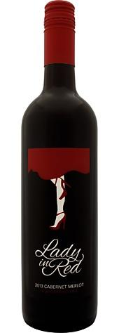 Sprucewood Shores Estate Winery Lady In Red