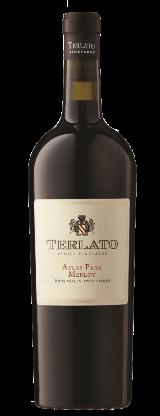 Rutherford Hill Winery Terlato Atlas Peak Merlot Bottle Preview