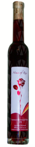 House of Rose Vintage Okanagan Port