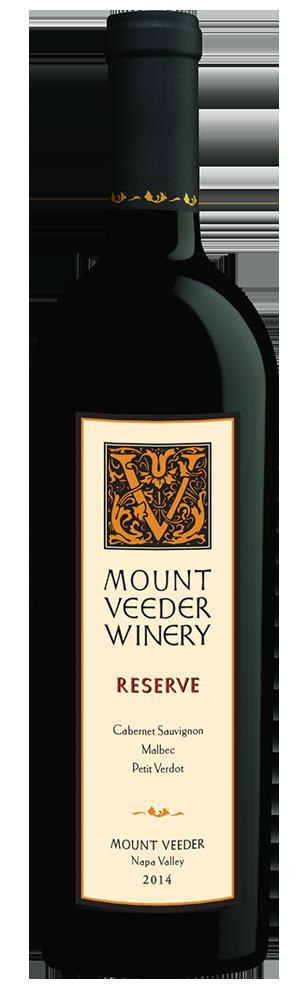 Mount Veeder Magic Vineyards Mount Veeder Reserve Red Blend Napa Valley Bottle Preview