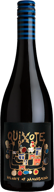 Quixote Winery Helmet of Mambrino Bottle Preview