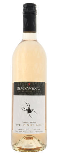 Black Widow Winery Single Vineyard Pinot Gris