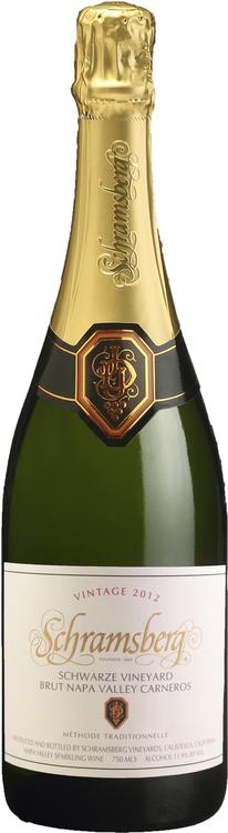 Schramsberg Vineyards Schwarze Vineyard Bottle Preview
