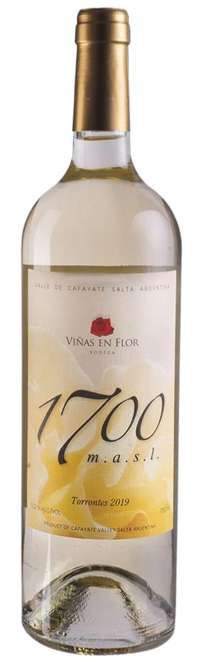 Viñas en Flor Bodega Torrontés Bottle Preview