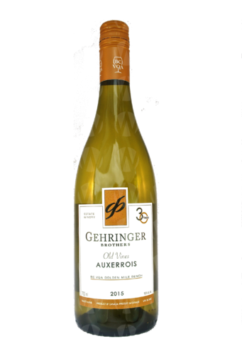 Classic Old Vine Auxerrois