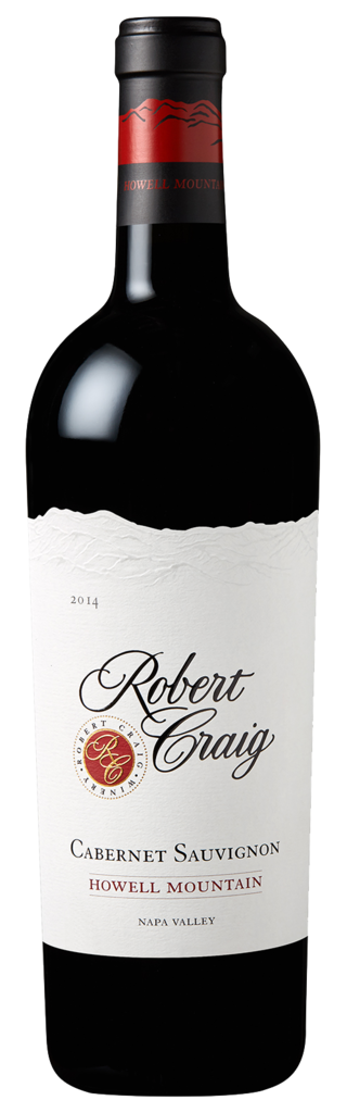 Robert Craig Winery Howell Mountain Cabernet Sauvignon Bottle Preview