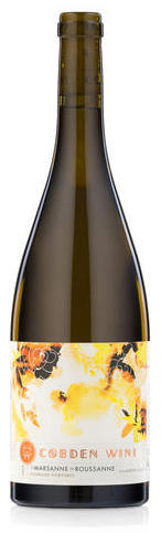 Cobden Wini Wines Dalton Vineyard Marsanne/Roussanne white blend Bottle Preview
