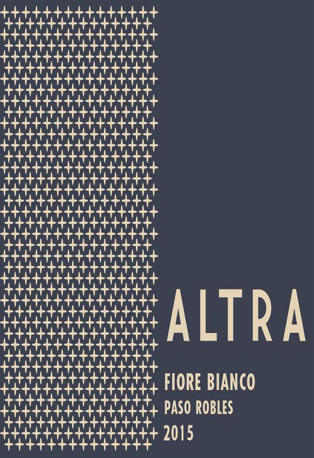 Altra Wines Fiore Bianco White Wine Bottle Preview