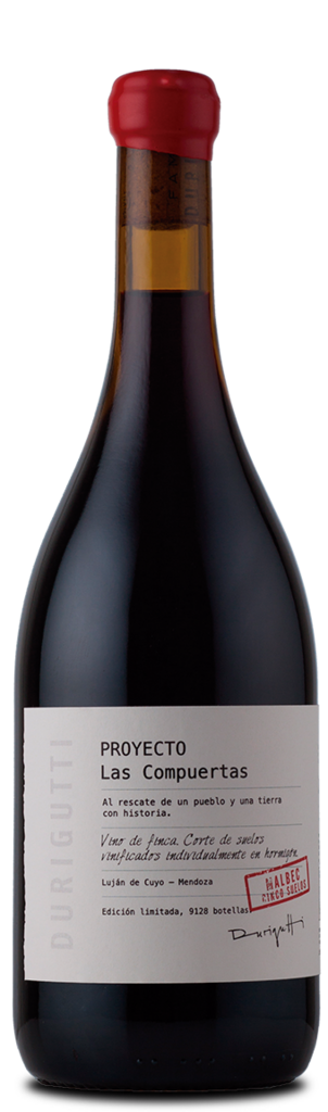 Wines of Argentina Test La Escondida Bottle Preview