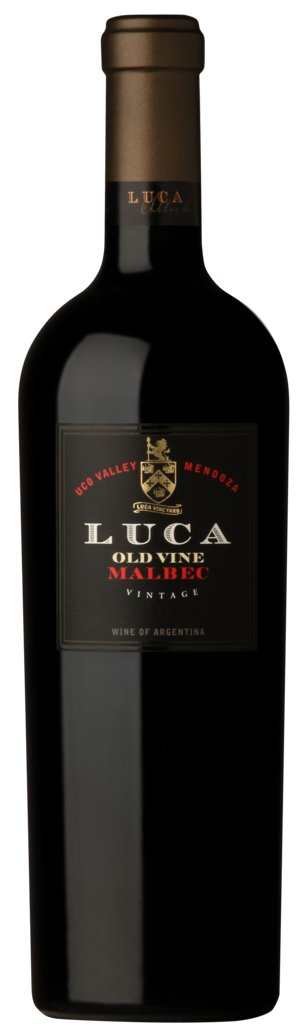 Luca Wines LUCA OLD VINE MALBEC Bottle Preview