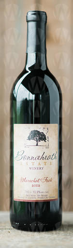 Bonnieheath Estate Lavender & Winery Marechal Foch