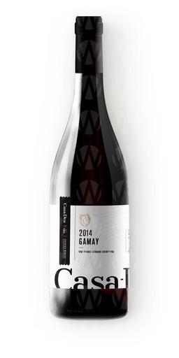 Casa-Dea Estates Winery Gamay