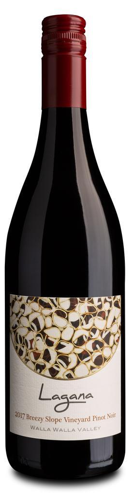 Lagana Cellars Breezy Slope Vineyard Pinot Noir Bottle Preview